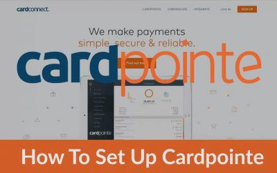 Cardpointe – How To Set Up Cardpointe Online