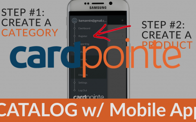 Cardpointe Mobile App – Introduction to the CardPointe Catalog on the Mobile App